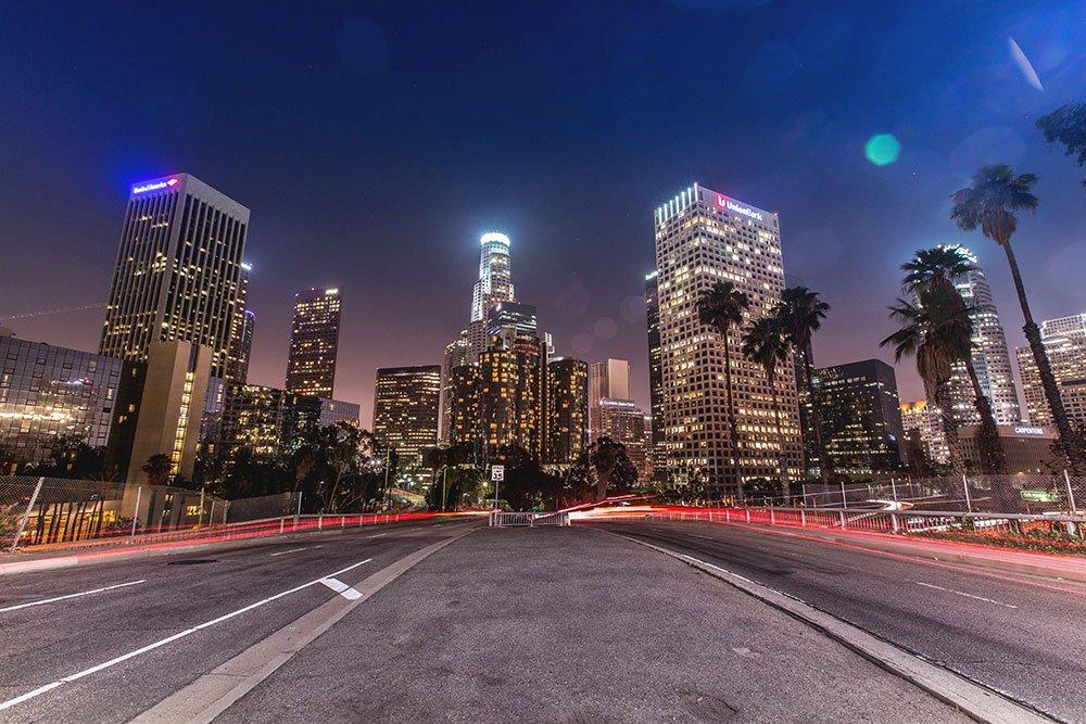 Downtown Los Angeles, CA marketing