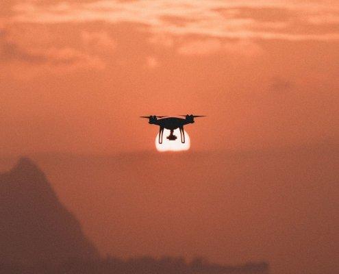 aerial footage drone permit