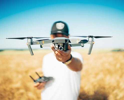 How to Become an FAA part 107 Certified Drone Pilot
